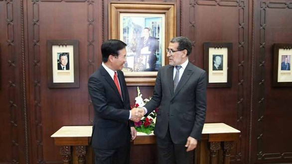 Vietnam, Morocco eye stronger multifaceted cooperation hinh anh 1