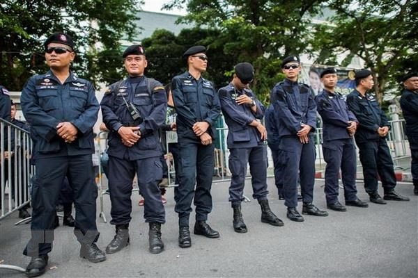 Thailand: Nearly 10,000 policemen deployed for ASEAN Summit hinh anh 1