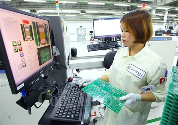 Binh Duong prioritises local supporting industry hinh anh 1
