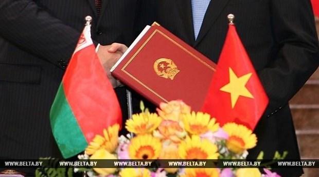 Gathering promotes Vietnam-Belarus friendship hinh anh 1