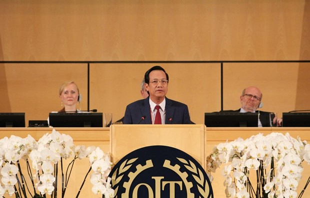 Vietnam pledges to fulfill ILO membership obligations hinh anh 1