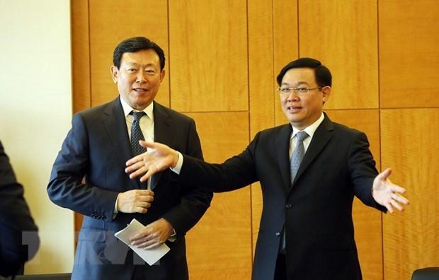 Vietnam facilitates Korean investments: Deputy PM hinh anh 2