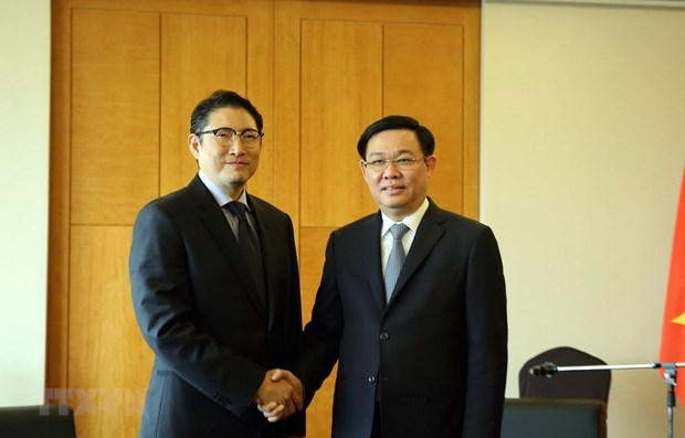 Vietnam facilitates Korean investments: Deputy PM hinh anh 1