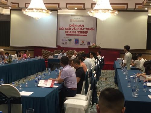 Enterprises need policies for digital economy hinh anh 1