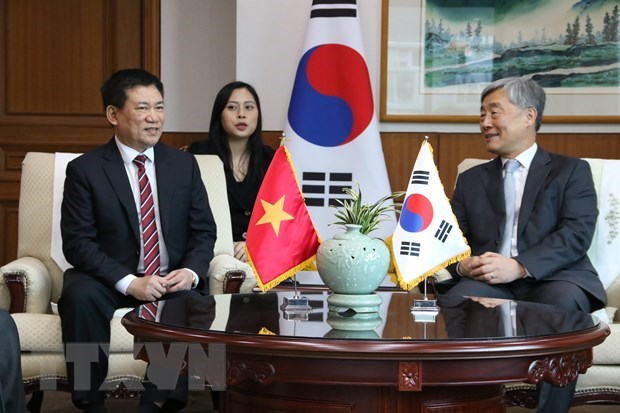 Vietnam, Republic of Korea boost collaboration in auditing hinh anh 1