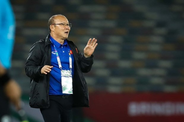 VFF confident coach Park Hang-seo will extend current contract hinh anh 1