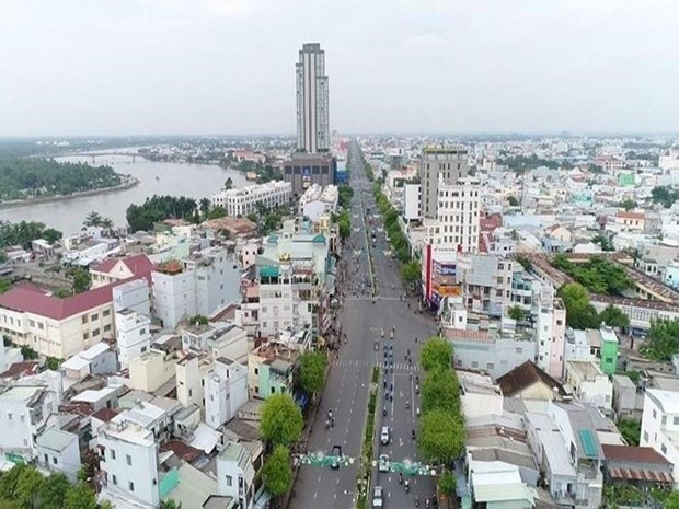 Can Tho works to promote urban resilience hinh anh 1