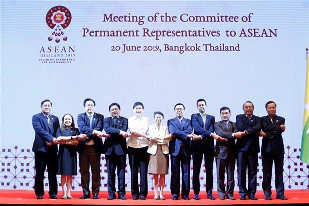 34th ASEAN Summit-related meetings begin in Bangkok hinh anh 1