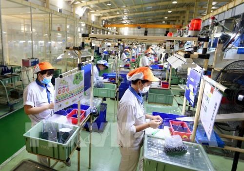 Hanoi aims to draw 5.3 billion USD in FDI in six months hinh anh 1
