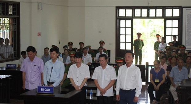 Five defendants in Hoa Binh's deadly medical incident sentenced hinh anh 1