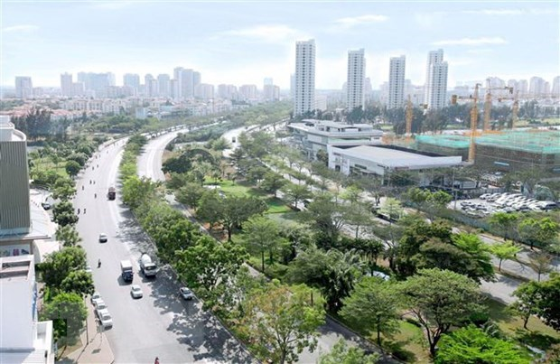 HCM City reorganises, merging 18 wards with larger administrative units hinh anh 1