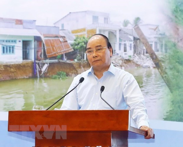 PM emphasises prevention in coping with natural disasters hinh anh 1