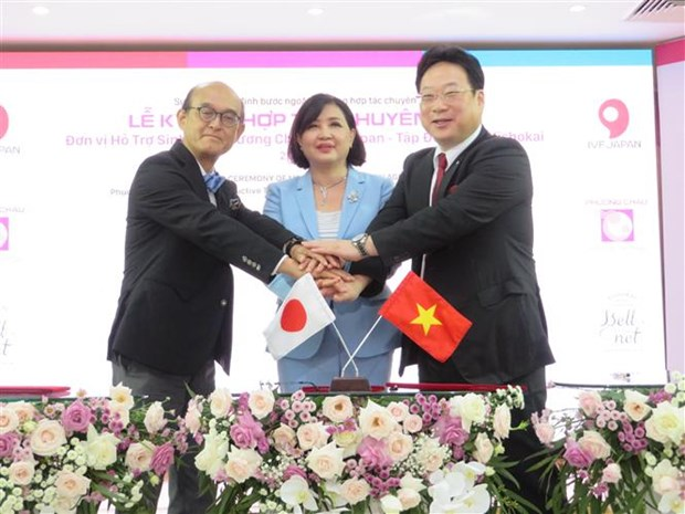 Can Tho hospital, Japanese partners team up in infertility treatment hinh anh 1
