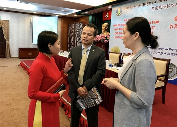Exporters of farm produce face more checks in China hinh anh 1