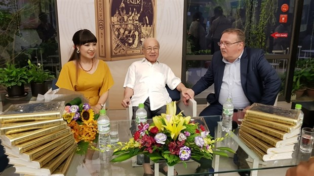 Hungarian literary masterpiece reintroduced in Vietnam hinh anh 1