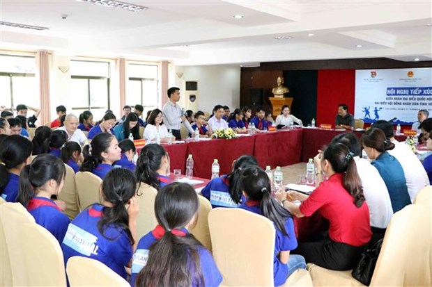 Lai Chau works to promote children's participation in policy making hinh anh 1