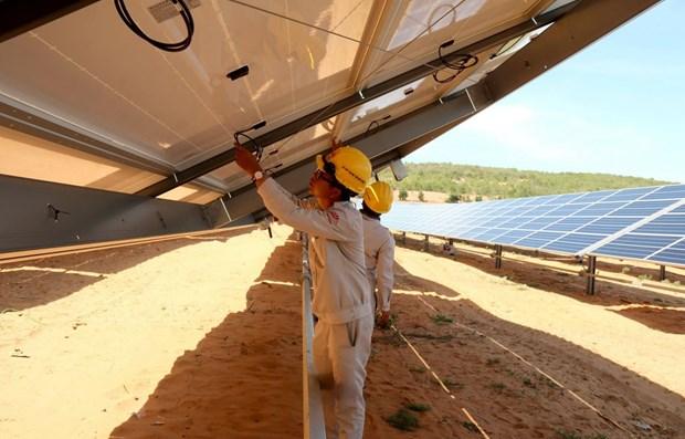 Vietnam owns abundant potential for renewable energy development hinh anh 1