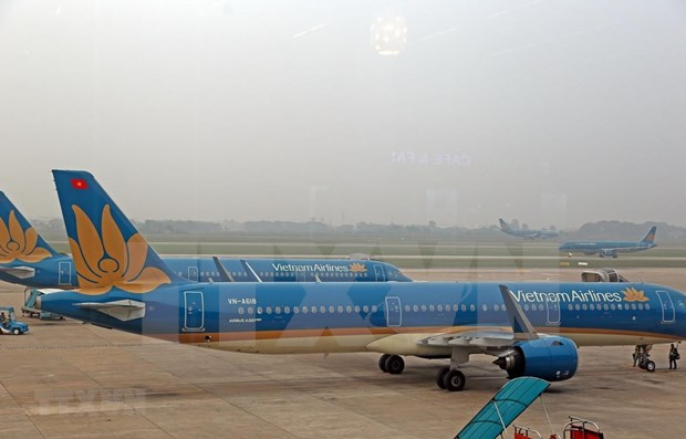 Domestic airlines' punctuality rate exceeds 86 percent in May hinh anh 1