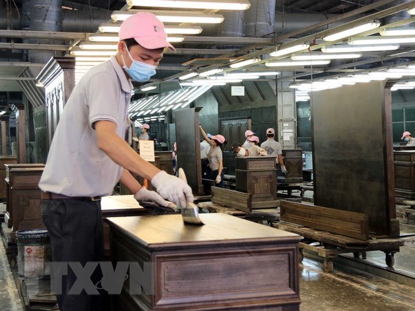 Trade fraud risks in wood industry warned hinh anh 1