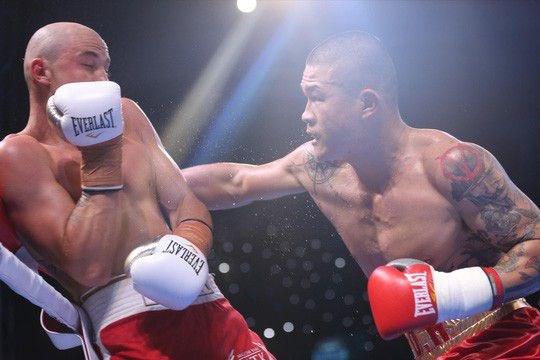 Vietnamese boxers to compete in RoK hinh anh 1