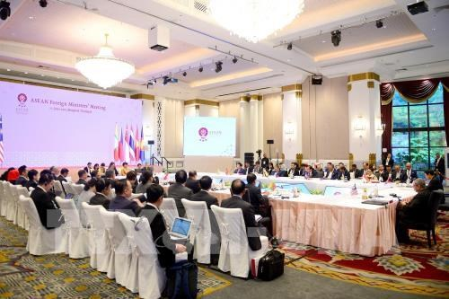 ASEAN nations agree to jointly bid for World Cup 2034 hinh anh 1