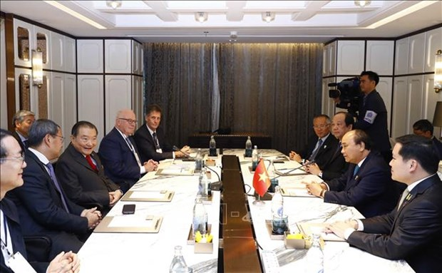 PM welcomes Thai groups to invest big in Vietnam hinh anh 1