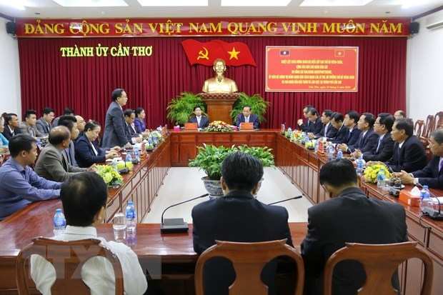 China eyes stronger agricultural cooperation with Can Tho hinh anh 1