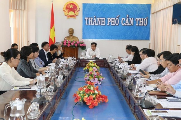 JICA wants to help agricultural cooperation with Can Tho hinh anh 1