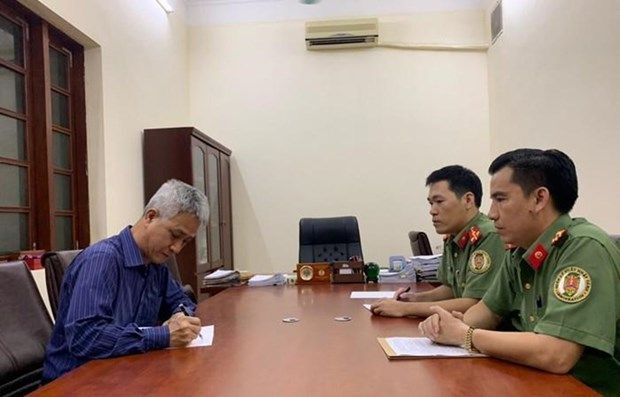 Illegal foreign tour guides found in Quang Ninh hinh anh 1