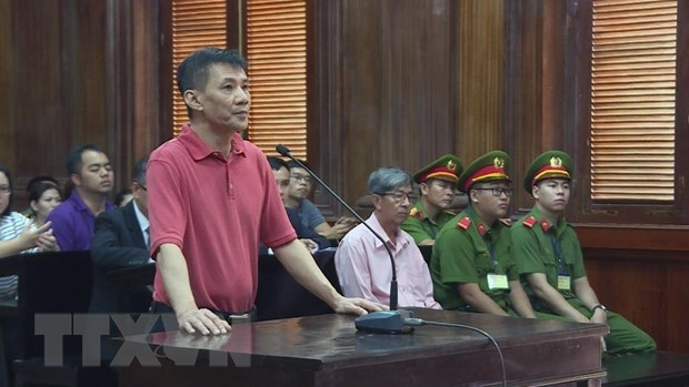 Three men imprisoned for attempting to overthrow people's administration hinh anh 1