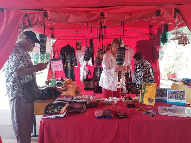 Vietnamese culture spotlighted at Choisy-le-Roi festival hinh anh 1