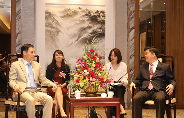 Conference reviews cooperation between Vietnam and China's Guangdong hinh anh 1