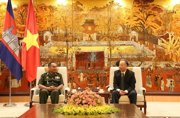 Hanoi willing to cooperate with Cambodian localities: official hinh anh 1