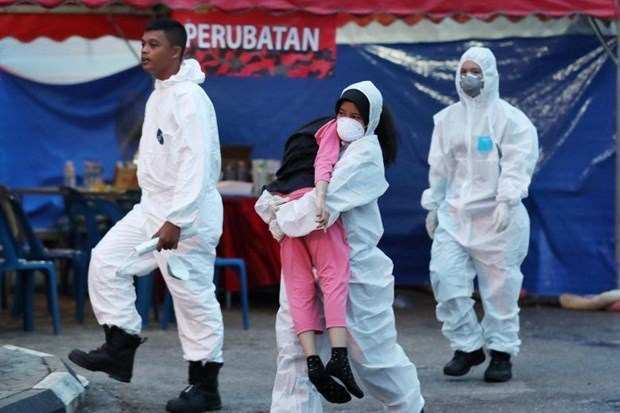 Malaysia closes hundreds of schools due to toxic fumes hinh anh 1