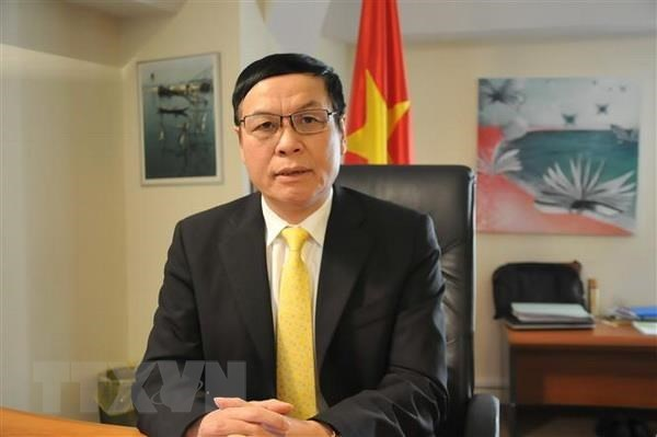 EU-Vietnam trade, investment deals important to both sides: diplomat hinh anh 1
