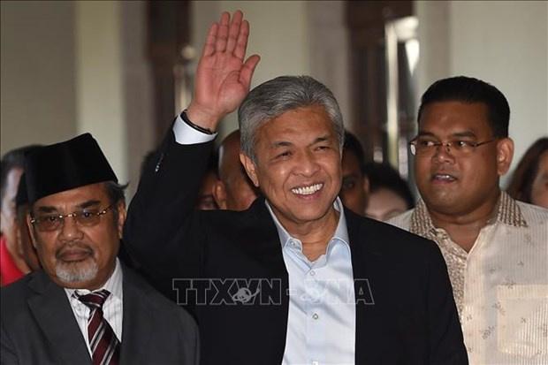 Former Malaysian Deputy PM faces seven more charges hinh anh 1