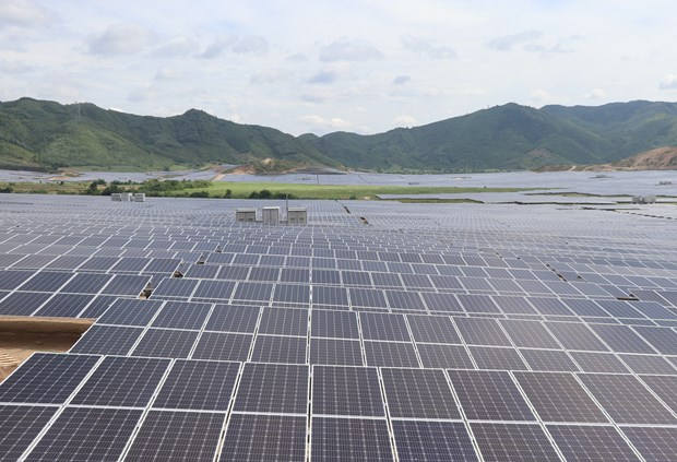 Growth demand fuels solar power boom in Vietnam hinh anh 1