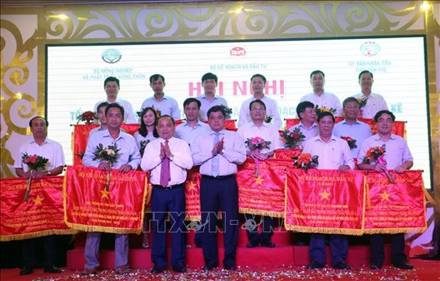 Over 4,400 communes meet standards of new-style rural areas hinh anh 1