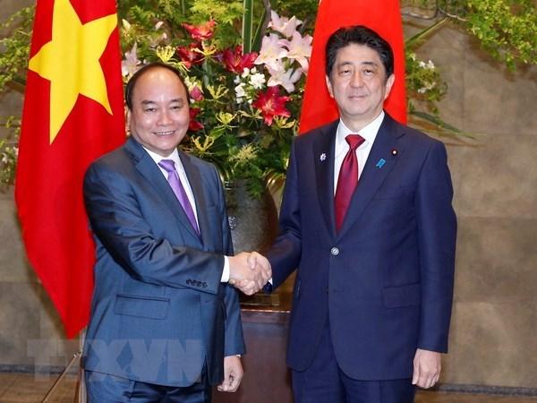 Vietnam values extensive strategic partnership with Japan hinh anh 1