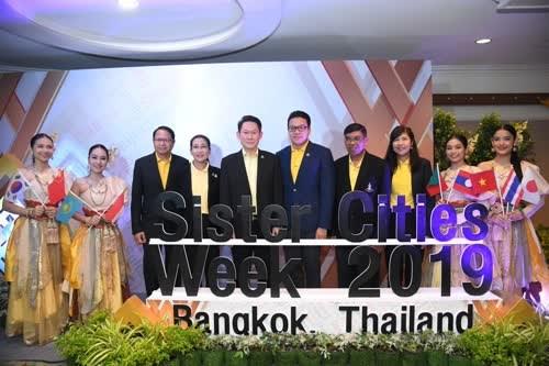Bangkok to host Sister City Week 2019 hinh anh 1