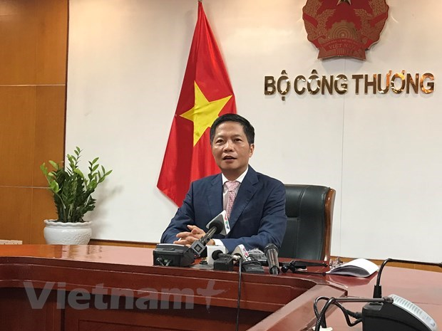 EVFTA hoped to boost Vietnam's exports: minister hinh anh 1