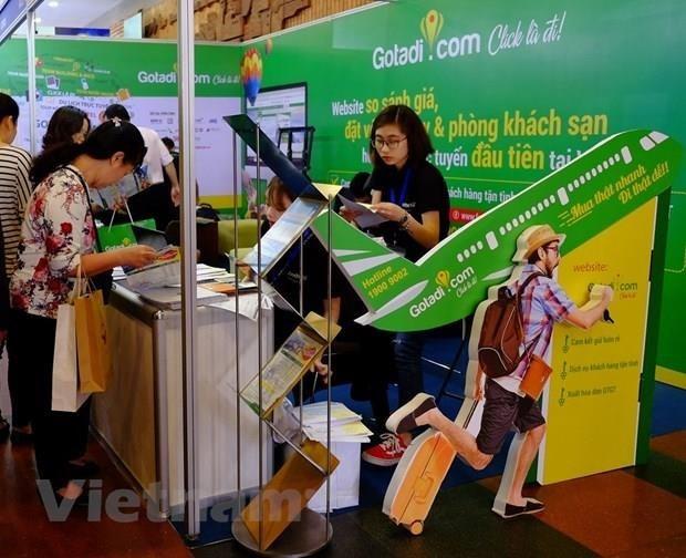 Vietnam online tourism day runs in Hanoi hinh anh 1