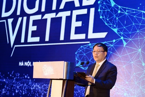 Viettel launches Digital Services Corporation hinh anh 1