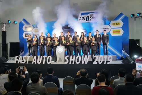 Fast AUTO Show opens in Bangkok hinh anh 1