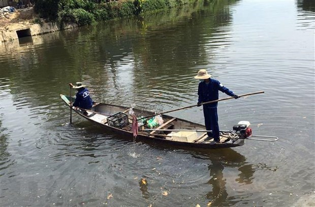 Forum stresses businesses' role in environmental protection hinh anh 1