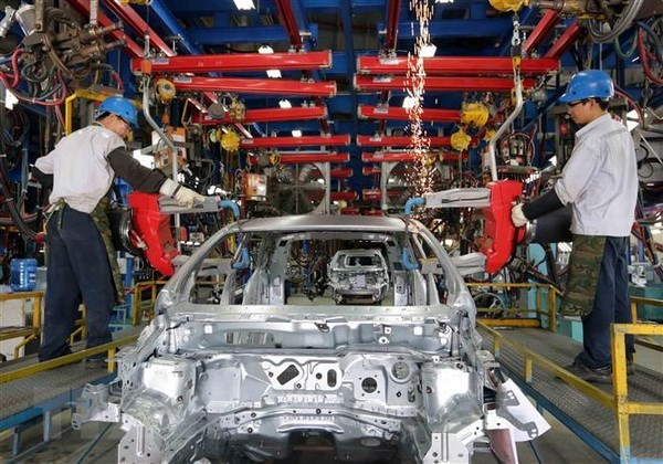 Vietnam's GDP is set at 6.8 percent in 2019: MPI hinh anh 1