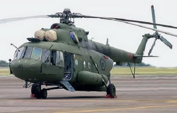 Indonesian military helicopter with 12 on board goes missing hinh anh 1