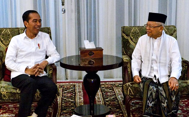 Joko Widodo pledges to become president for all Indonesians hinh anh 1