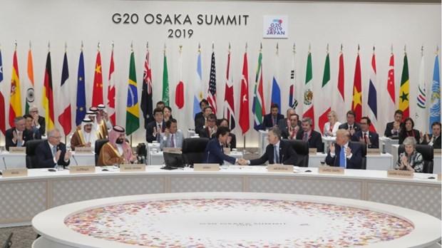 G20 Summit declaration spotlights free, fair, non-discriminatory trade hinh anh 1