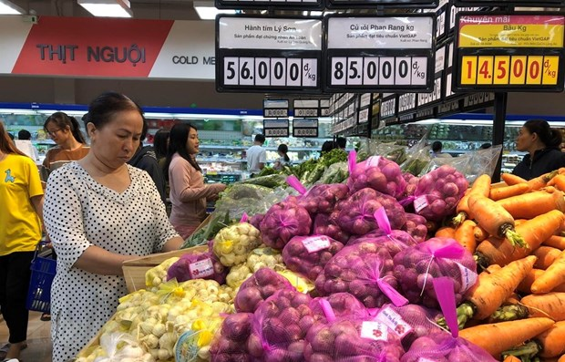 HCM City's CPI goes down slightly in June hinh anh 1